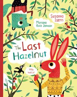 The Last Hazelnut book