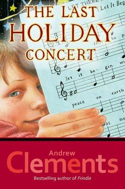 The Last Holiday Concert book