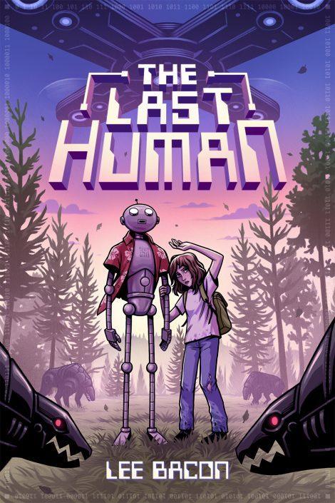 The Last Human book