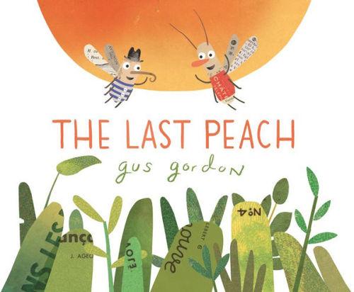 The Last Peach book