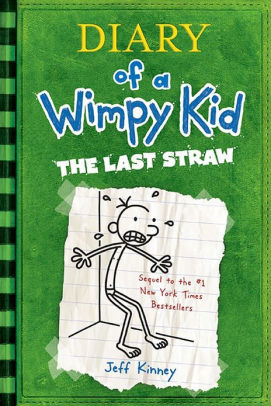 The Last Straw book