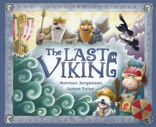 The Last Viking book