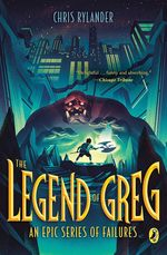 The Legend of Greg book