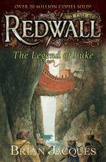 The Legend of Luke book