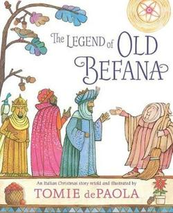 The Legend of Old Befana book