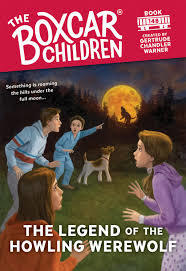 The Legend of the Howling Werewolf Book