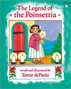 The Legend of the Poinsettia book