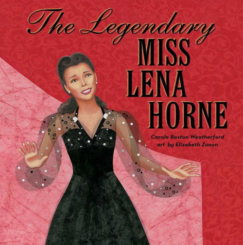 The Legendary Miss Lena Horne book