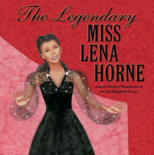 The Legendary Miss Lena Horne book