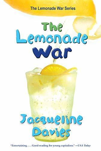 The Lemonade War book