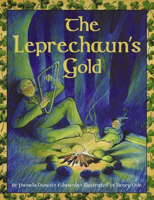 The Leprechaun's Gold book