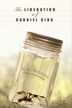 The Liberation of Gabriel King book