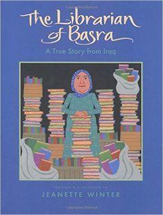 The Librarian of Basra book