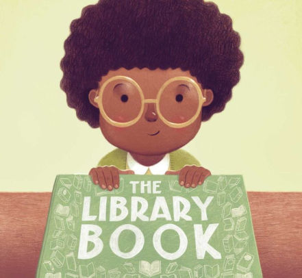The Library Book book