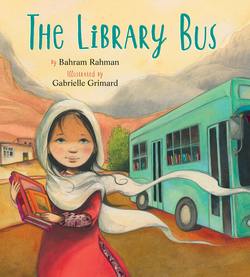 The Library Bus book