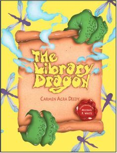 The Library Dragon book