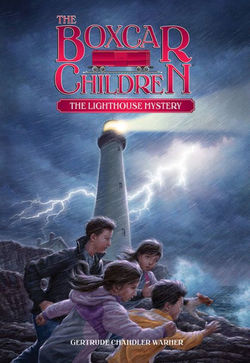 The Lighthouse Mystery book