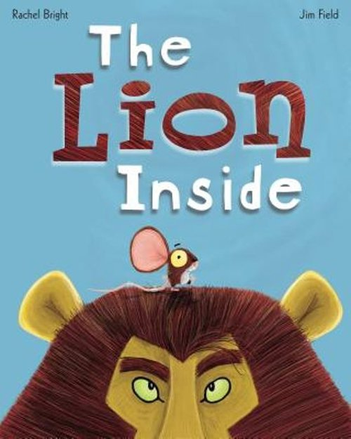 The Lion Inside book