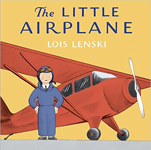 The Little Airplane book