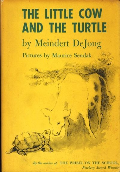 The Little Cow and the Turtle book