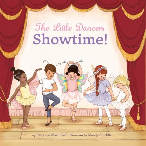 The Little Dancers: Showtime! book