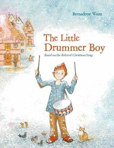 The Little Drummer Boy book
