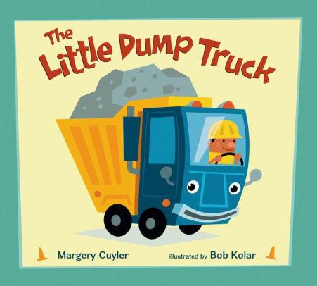 The Little Dump Truck book