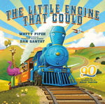 The Little Engine That Could: 90th Anniversary Edition book