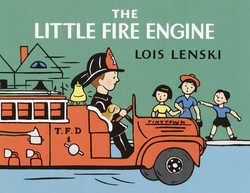 The Little Fire Engine book