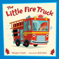 The Little Fire Truck Book
