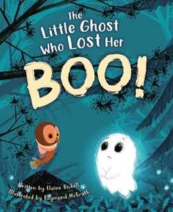The Little Ghost Who Lost Her Boo! book