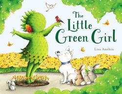 The Little Green Girl book