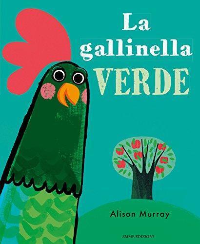 The Little Green Hen book