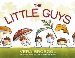 The Little Guys book