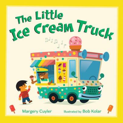The Little Ice Cream Truck book