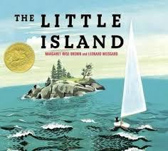 The Little Island book