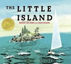 The Little Island book