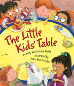 The Little Kid's Table book