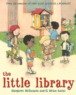 The Little Library book