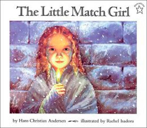 The Little Match Girl book
