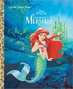 The Little Mermaid Disney Princess book