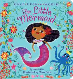 The Little Mermaid book