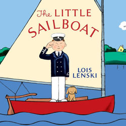 The Little Sailboat book