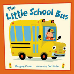 The Little School Bus book