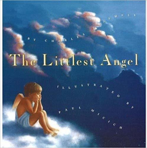 The Littlest Angel book