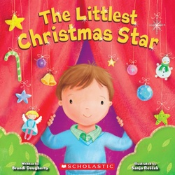 The Littlest Christmas Star book