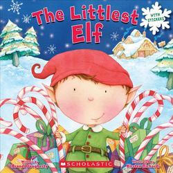 The Littlest Elf book