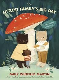 The Littlest Family's Big Day Book