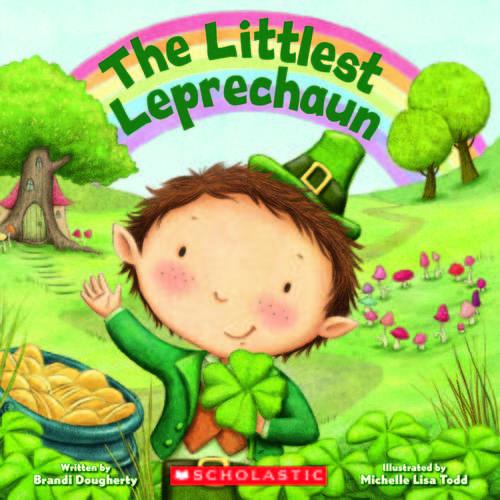 The Littlest Leprechaun book