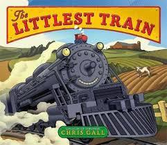 The Littlest Train book